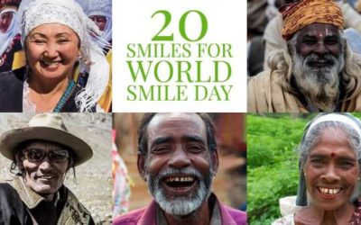 World Smile Day 2020: Twenty smiles to brighten your day