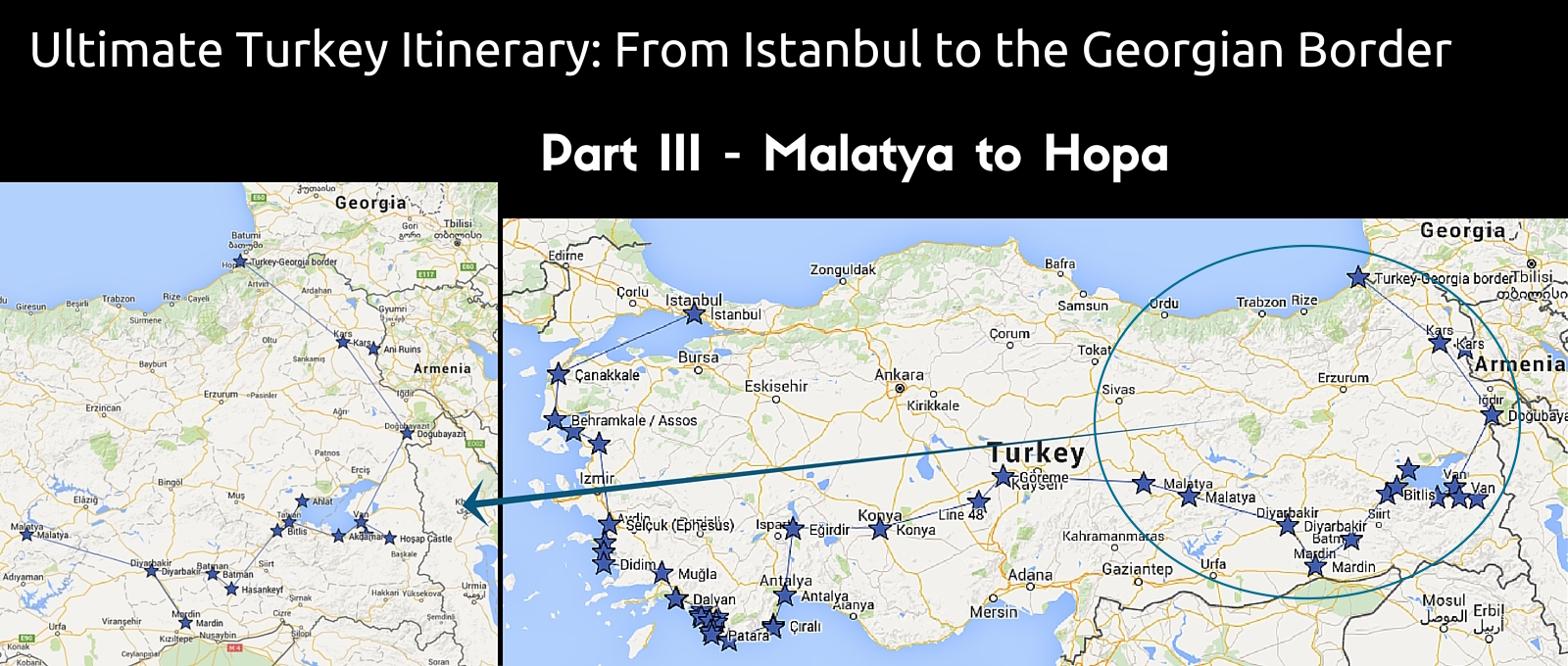 Ultimate Turkey itinerary: Istanbul to Georgia in two months - Part ...