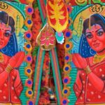 A look at the colourful Rickshaw Art in Bangladesh