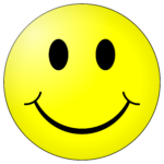 Smiley on World Smile Day