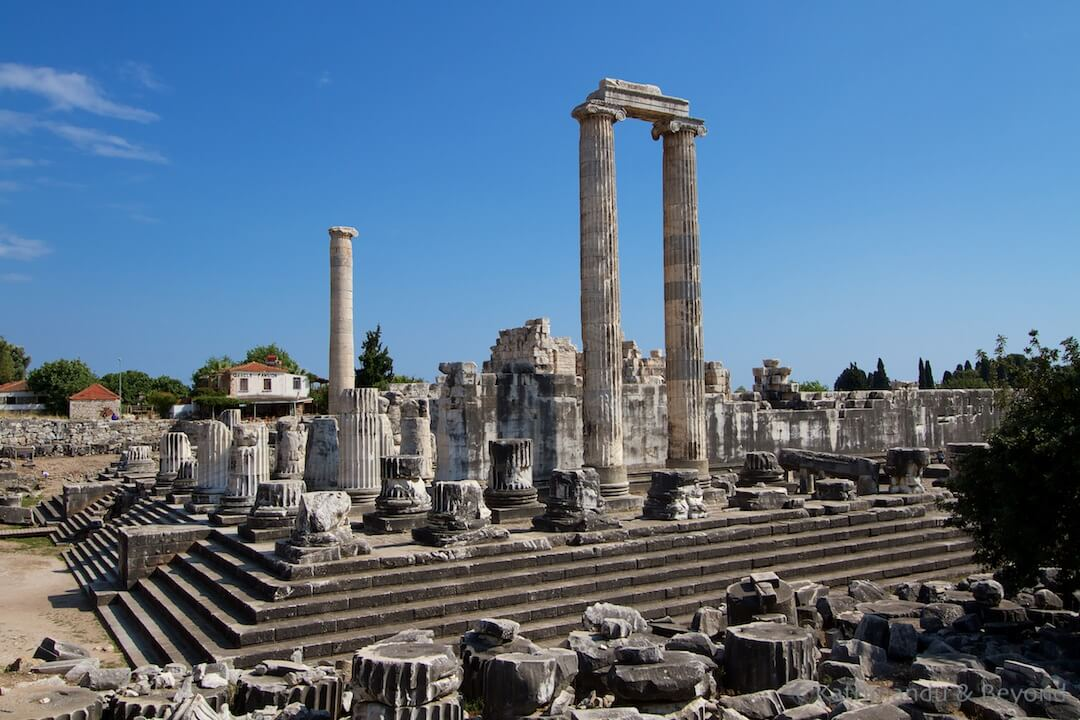 Temple of Apollo Didyma (Didim) Turkey