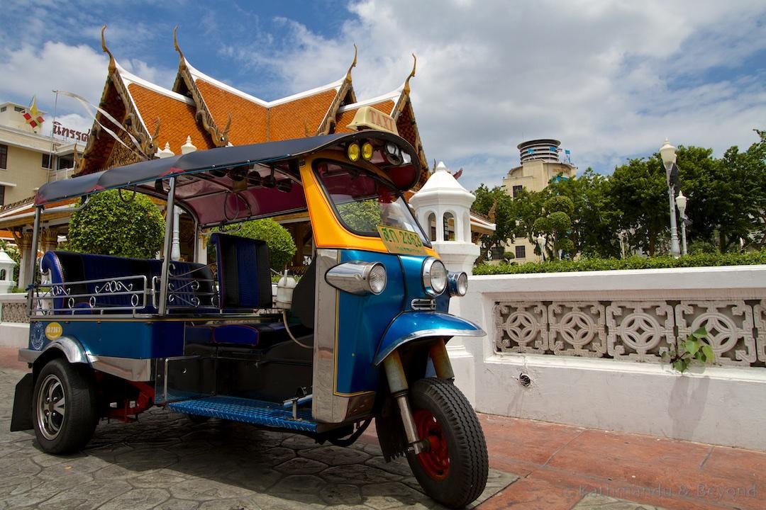 Wat Ratchanaddaram Phra Nakhon district Bangkok Thailand (2)