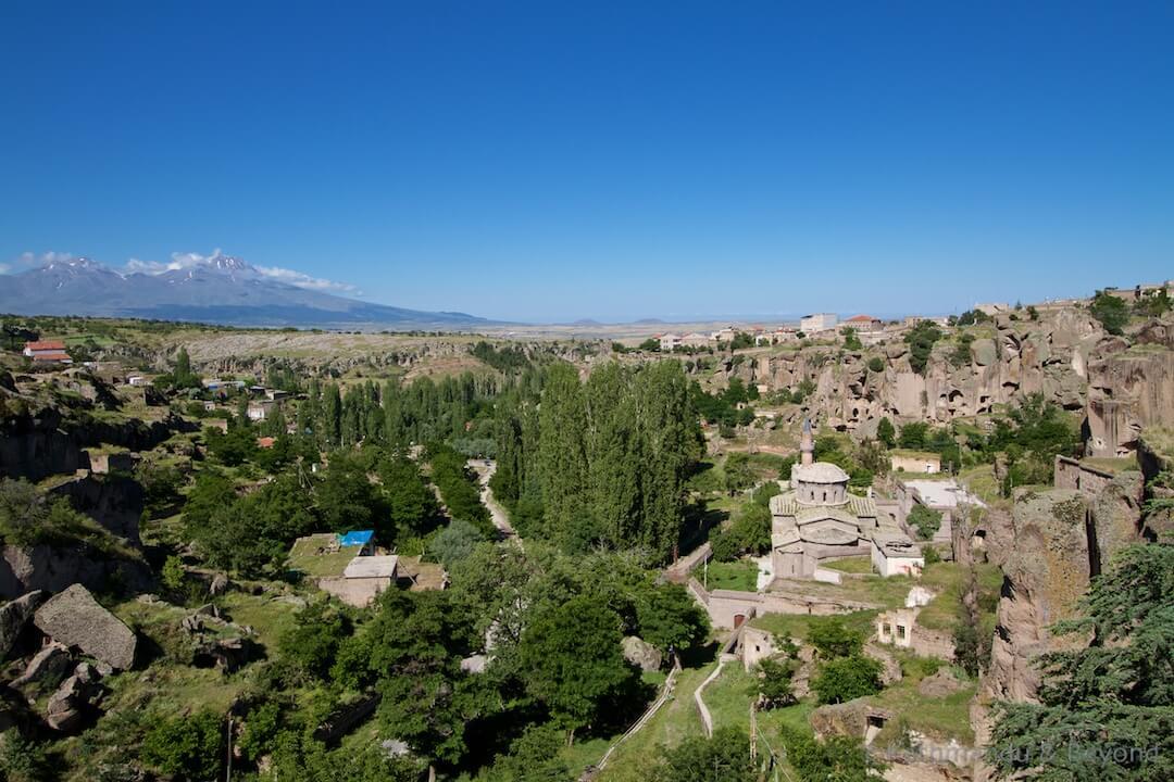 Buyuk Kilise Camii Monastery Valley Guzelyurt Turkey