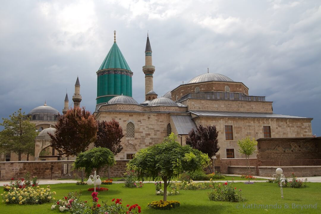 Mevlana Museum Konya Turkey (7)