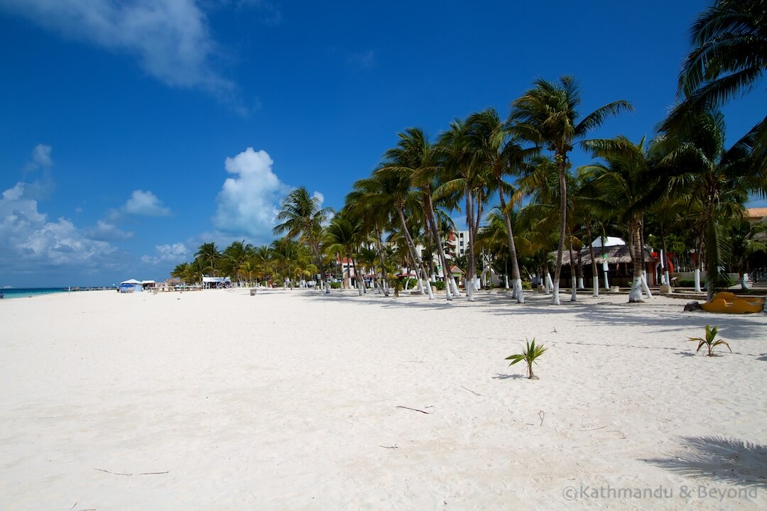 Playa Norte Isla Mujeres Mexico | Longterm Travel