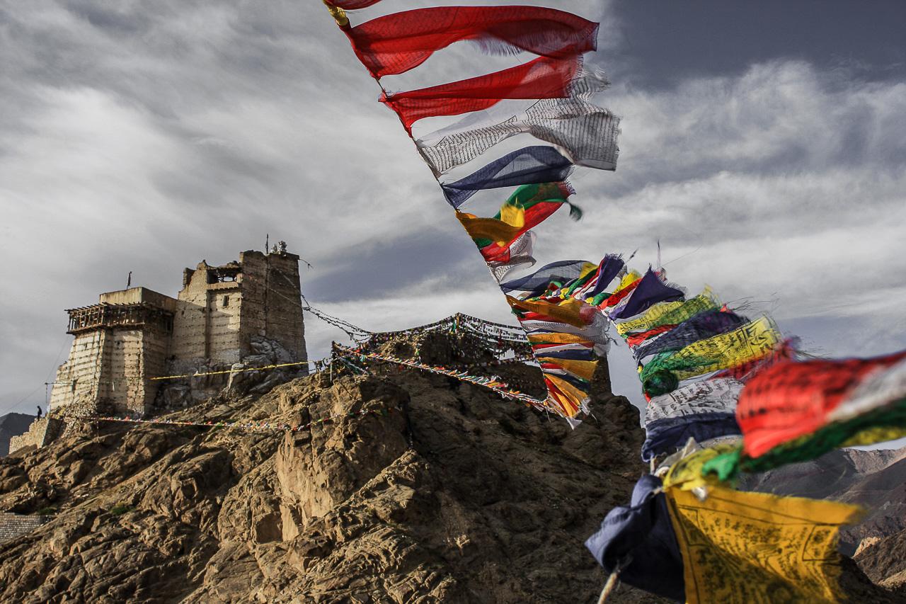 Leh Palace Leh Ladakh India 5