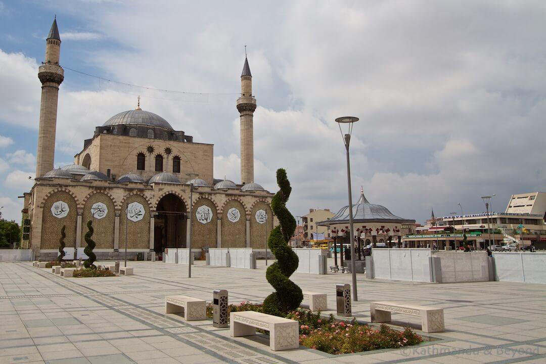 Selimiye Camii Konya Turkey (2)