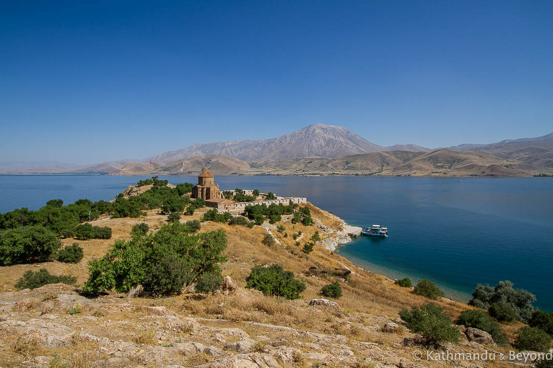 Akdamar Church Akdamar Island Lake Van Turkey (21)