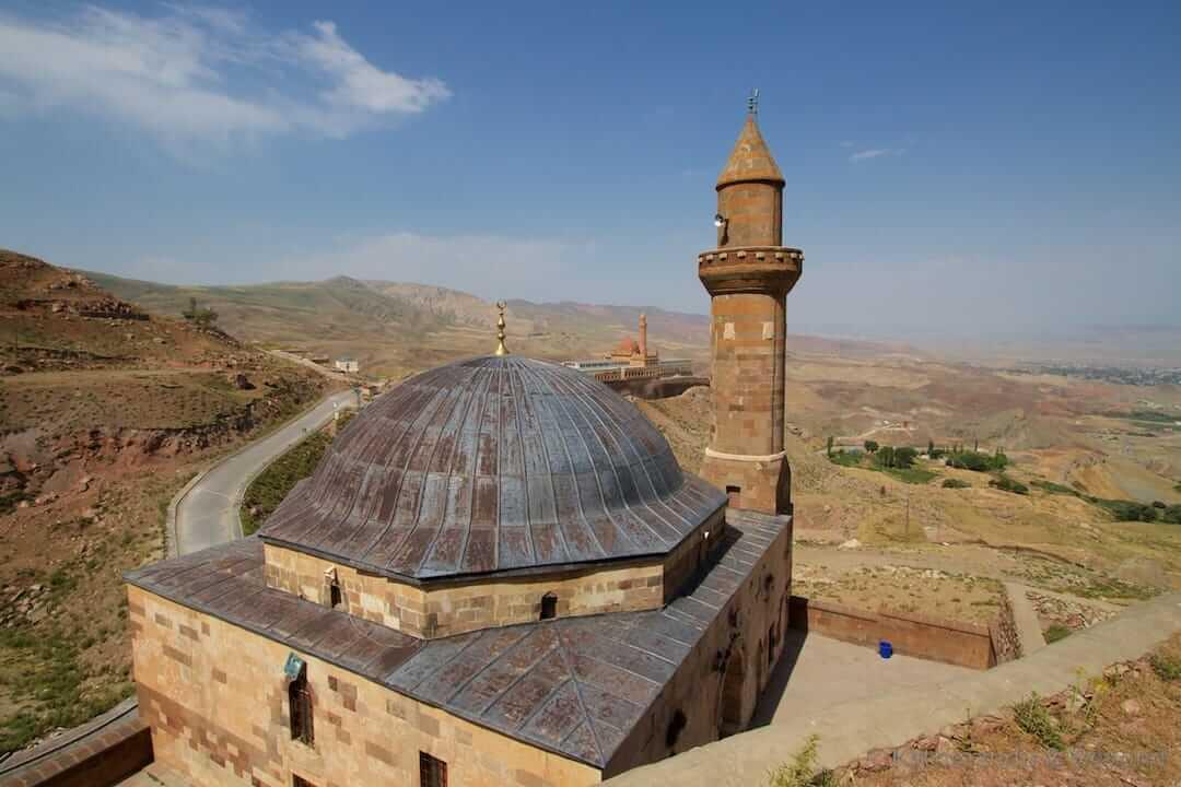 Beyazıt Mosque Dogubayazit Turkey (1)