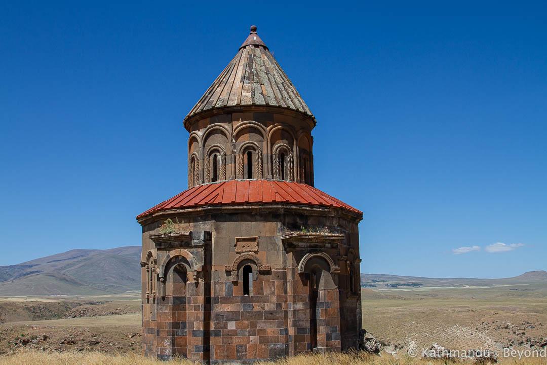 Church of St Gregory (Abughamrentz) Ani Turkey (4) 14.11.06