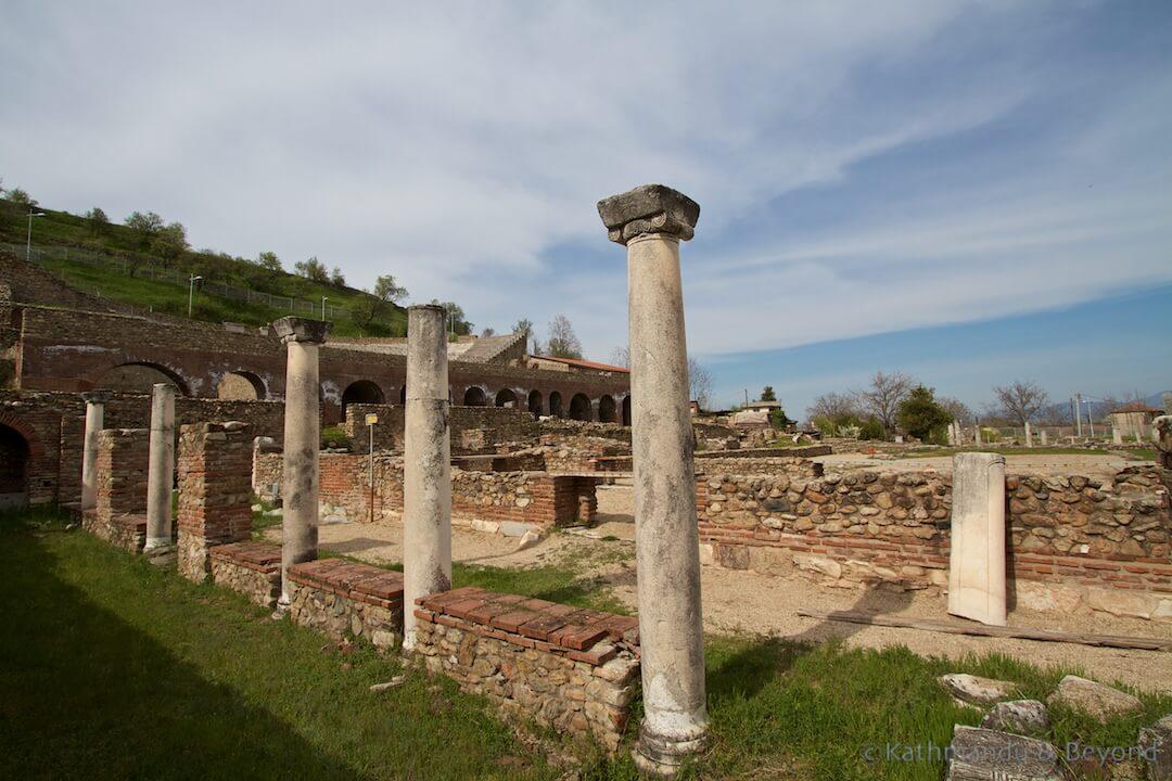 Heraclea Lyncestis Bitola Macedonia (1)