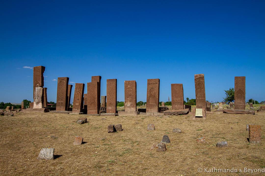 Seljuk cemetery Ahlat Turkey (3)