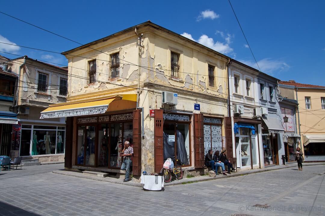 Stara Carsija (Old Bazaar) Bitola Macedonia (3)