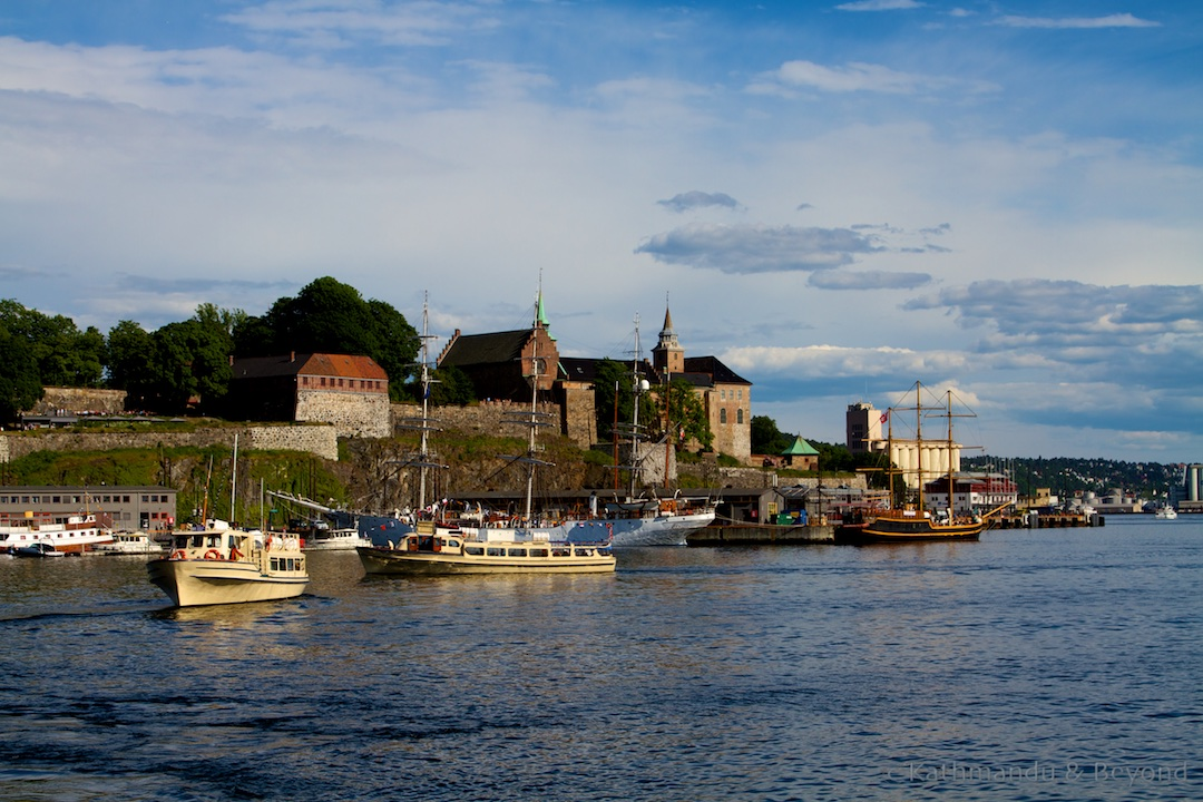 Akershus Fortress and Castle Oslo Norway (2)