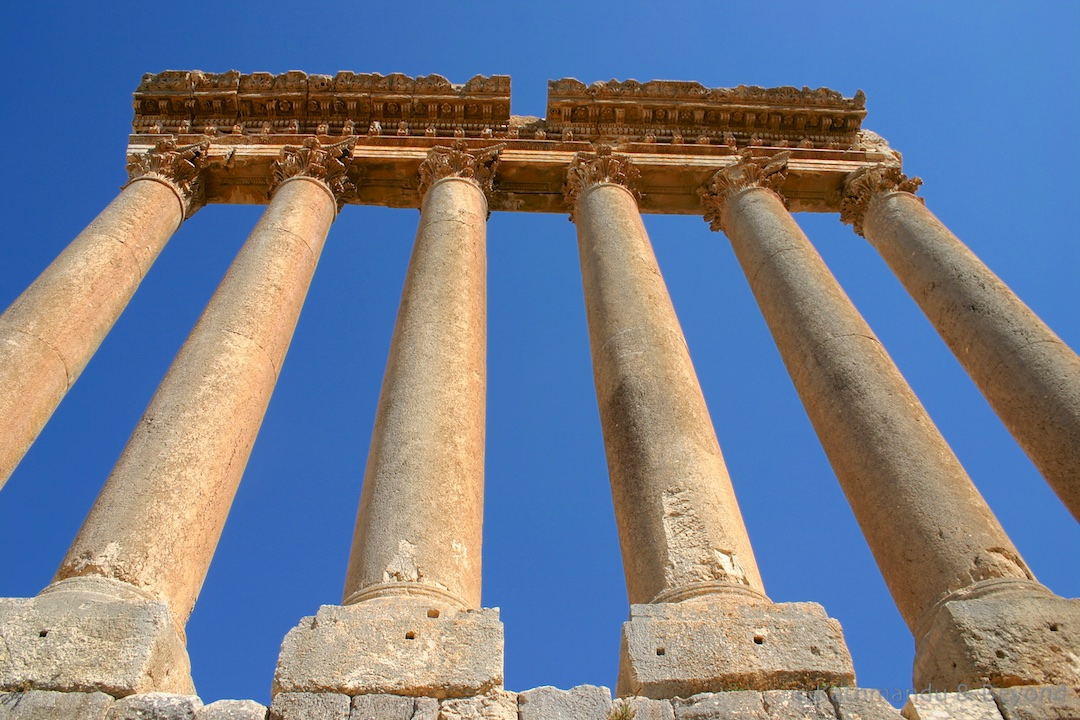 Travel Shot | The Roman ruins of Baalbek in Lebanon
