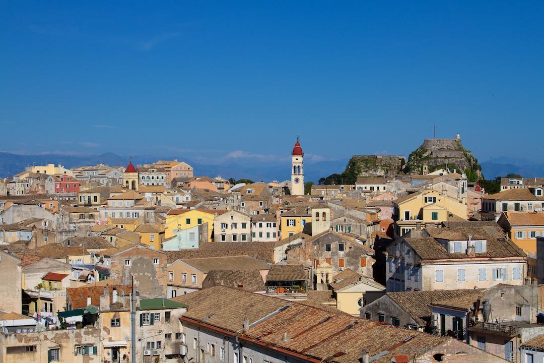 Corfu Old Town Corfu Greece (10)