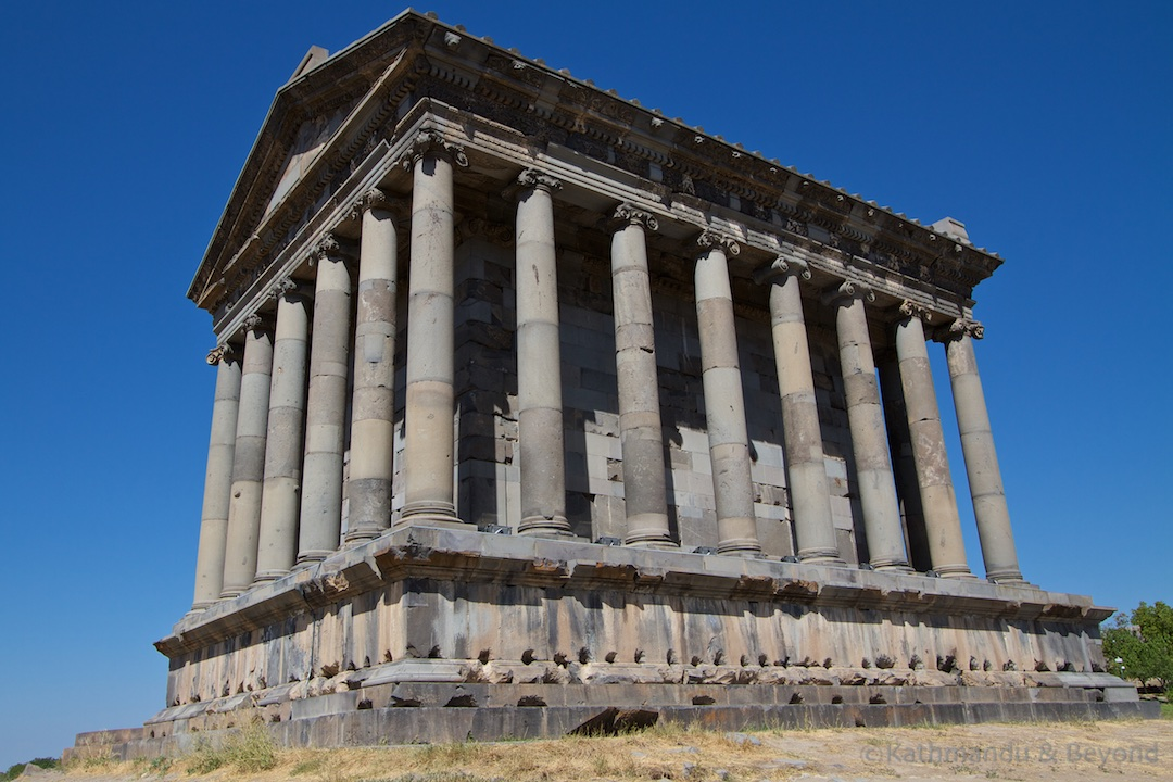 Garni Temple Garni Armenia | Day trips from Yerevan