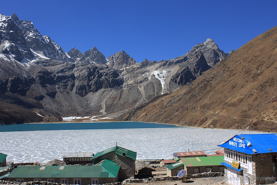 Gokyo Lake region Nepal 2