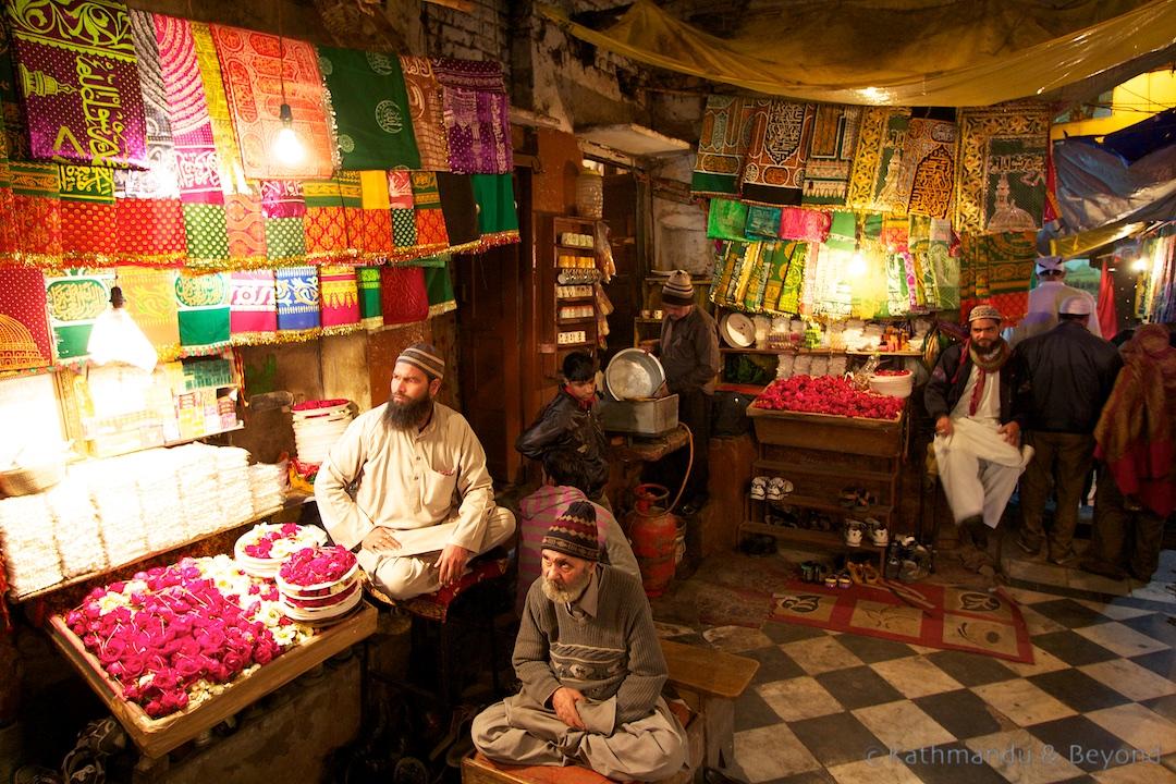 Hazrat Nizam-ud-din Dargah New Delhi India (4)