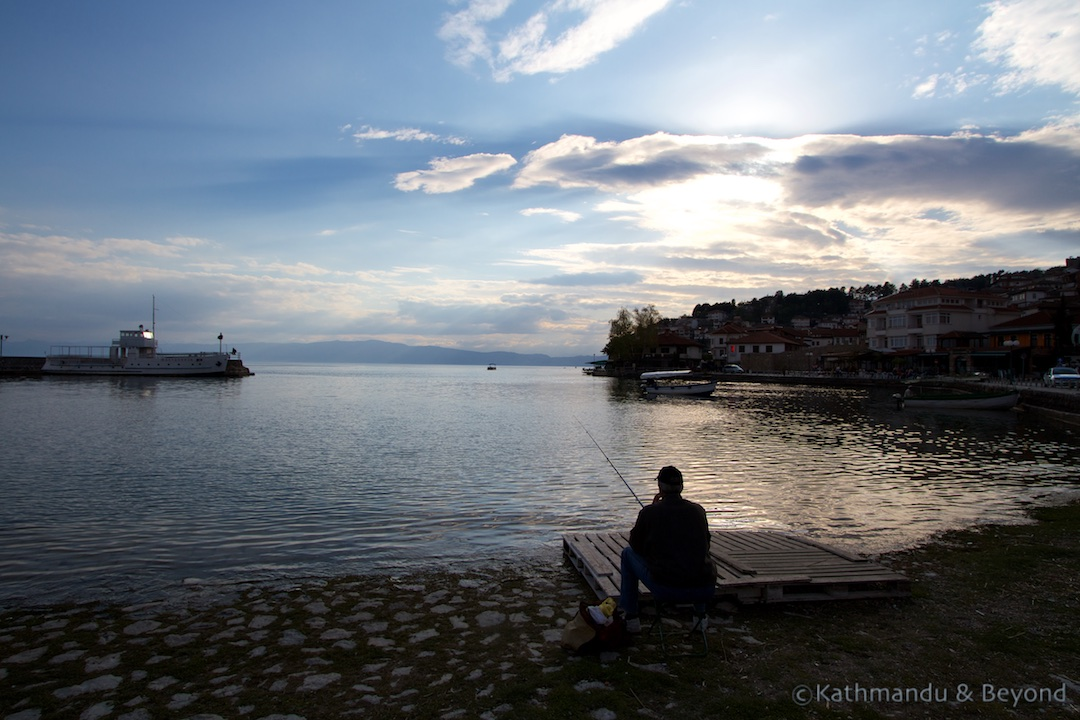 Lake Ohrid Ohrid Macedonia (6)