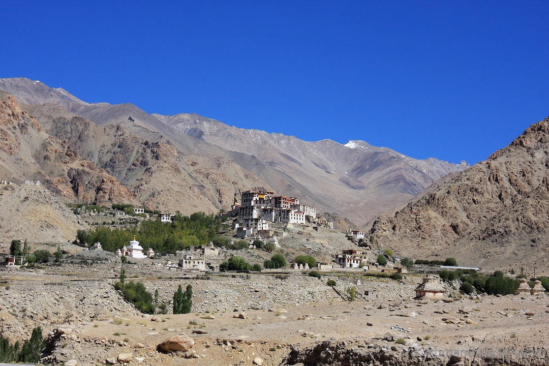 Likir Monastery Ladakh India 1