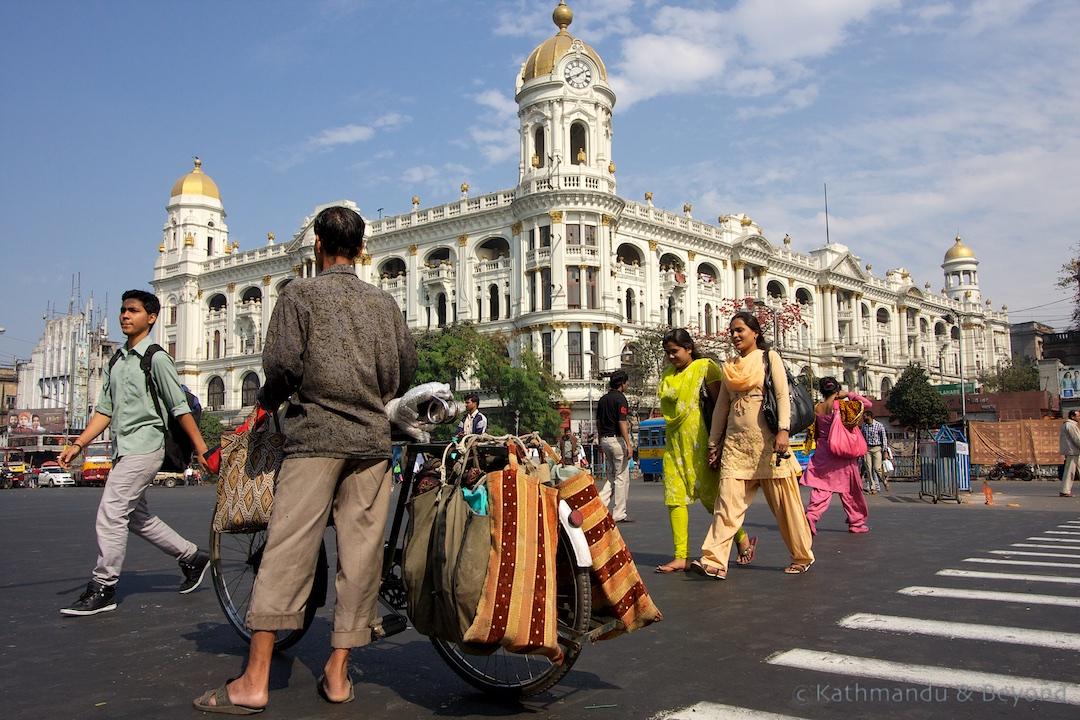 Metropolitan Building Chowringhee Kolkata India (1)