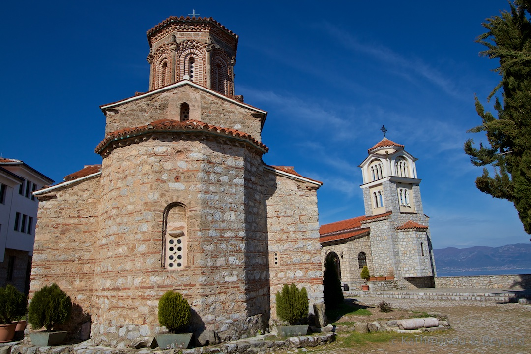 Monastery of Saint Naum Macedonia (1)