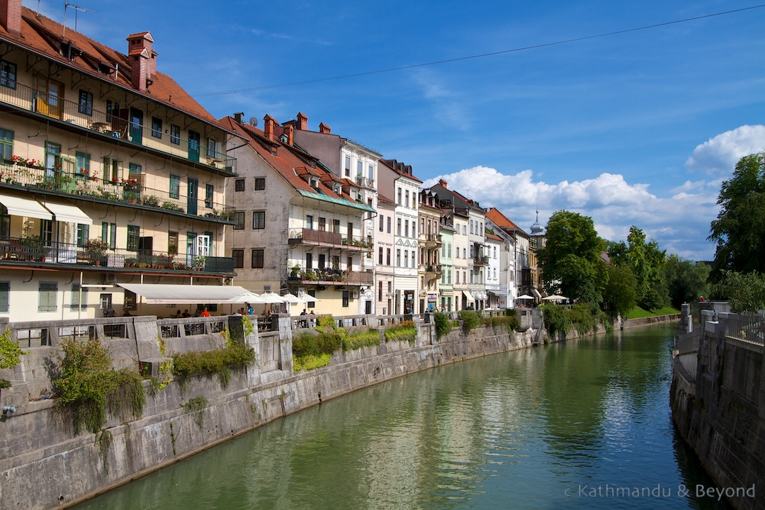 One day in Ljubljana - Visit the Old Town