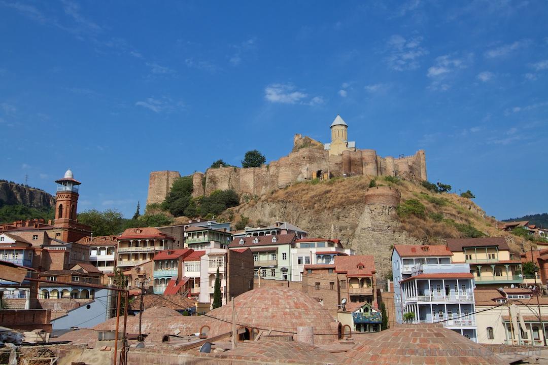 Old Town Tbilisi Georgia (3)