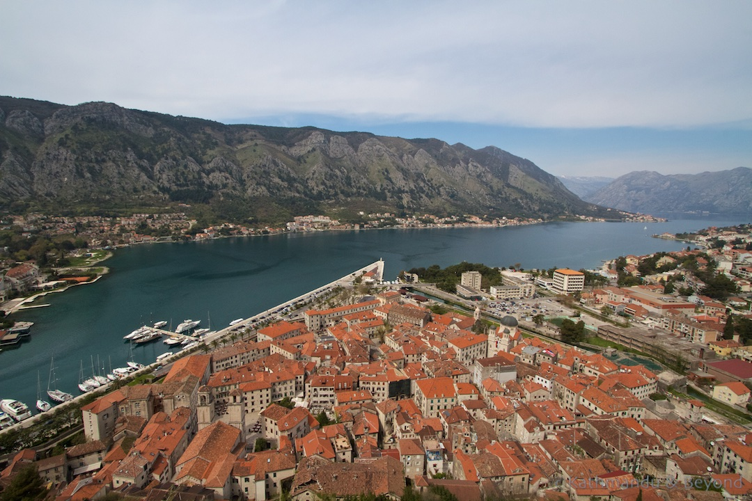 photographs of Montenegro