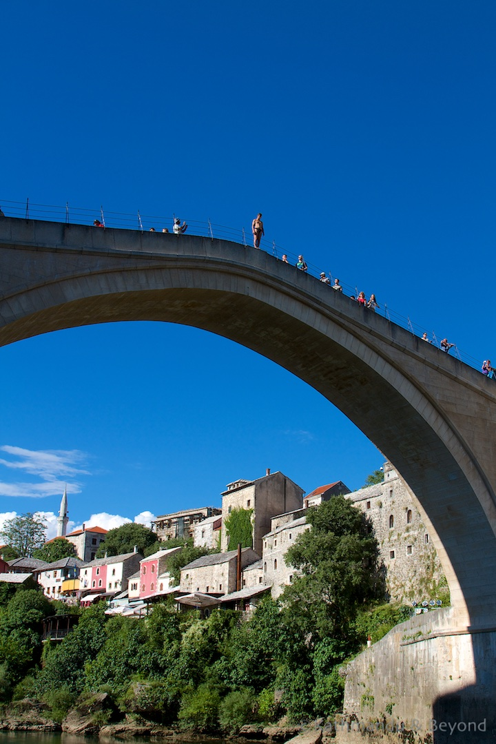 Stari Most (Old Bridge) Mostar Bosnia and Herzegovina (1)