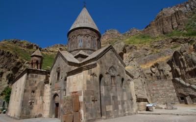 Travel Shot   Geghard Monastery, Armenia