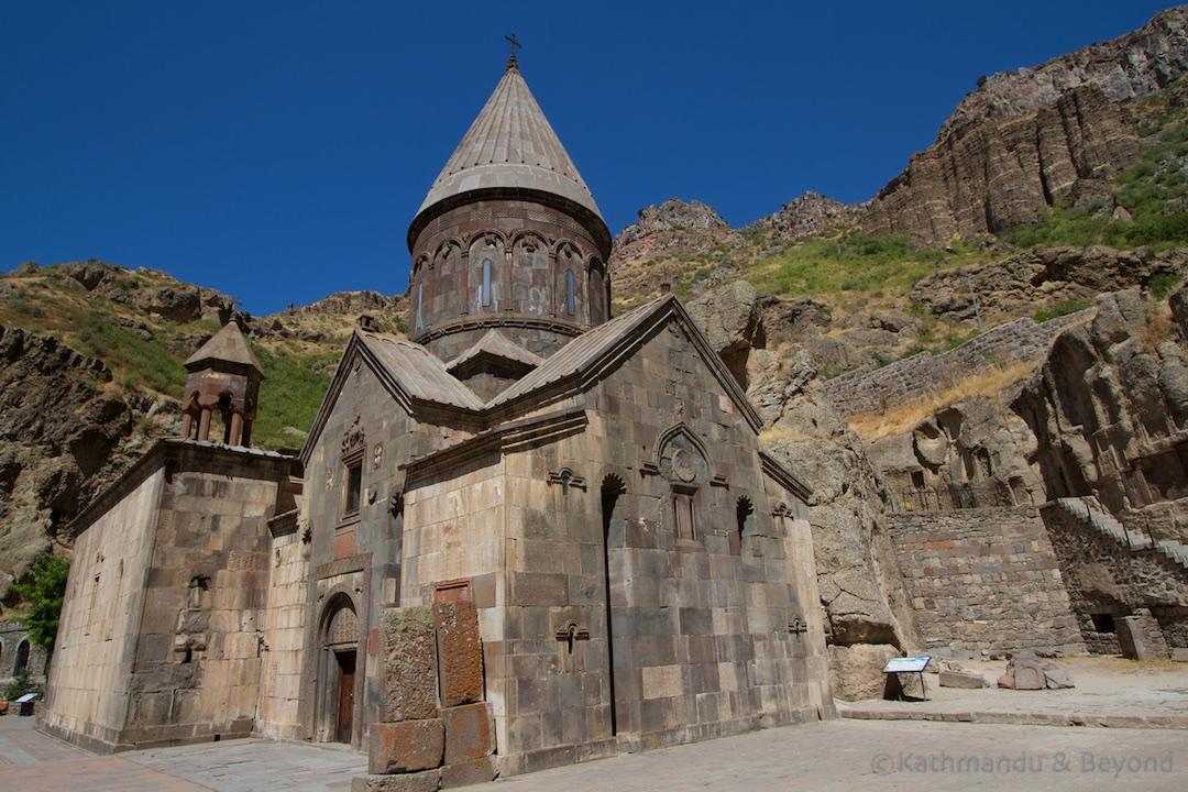 Surp Astvatsatsin Church Geghard Monastery Armenia (4)