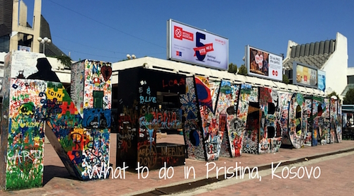 How to Spend a Day in Pristina, Kosovo