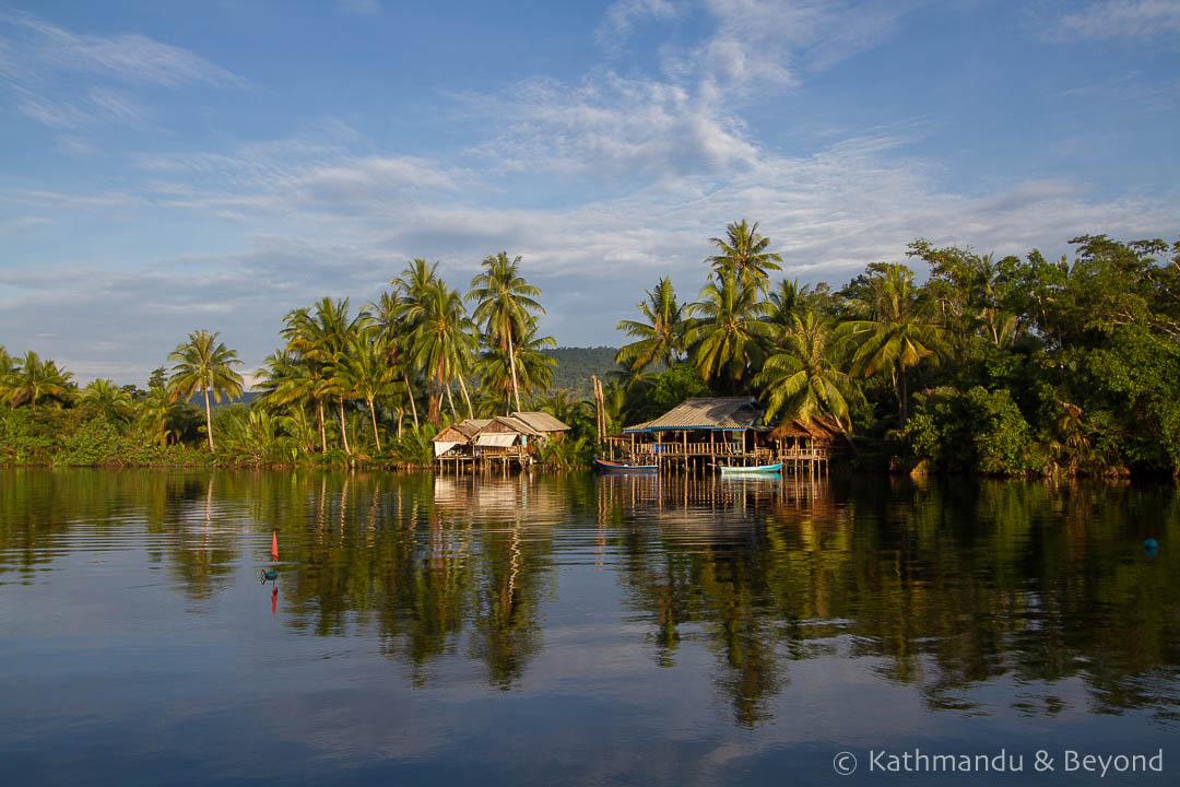 Andet Island Tatai River Koh Kong Cambodia (2)