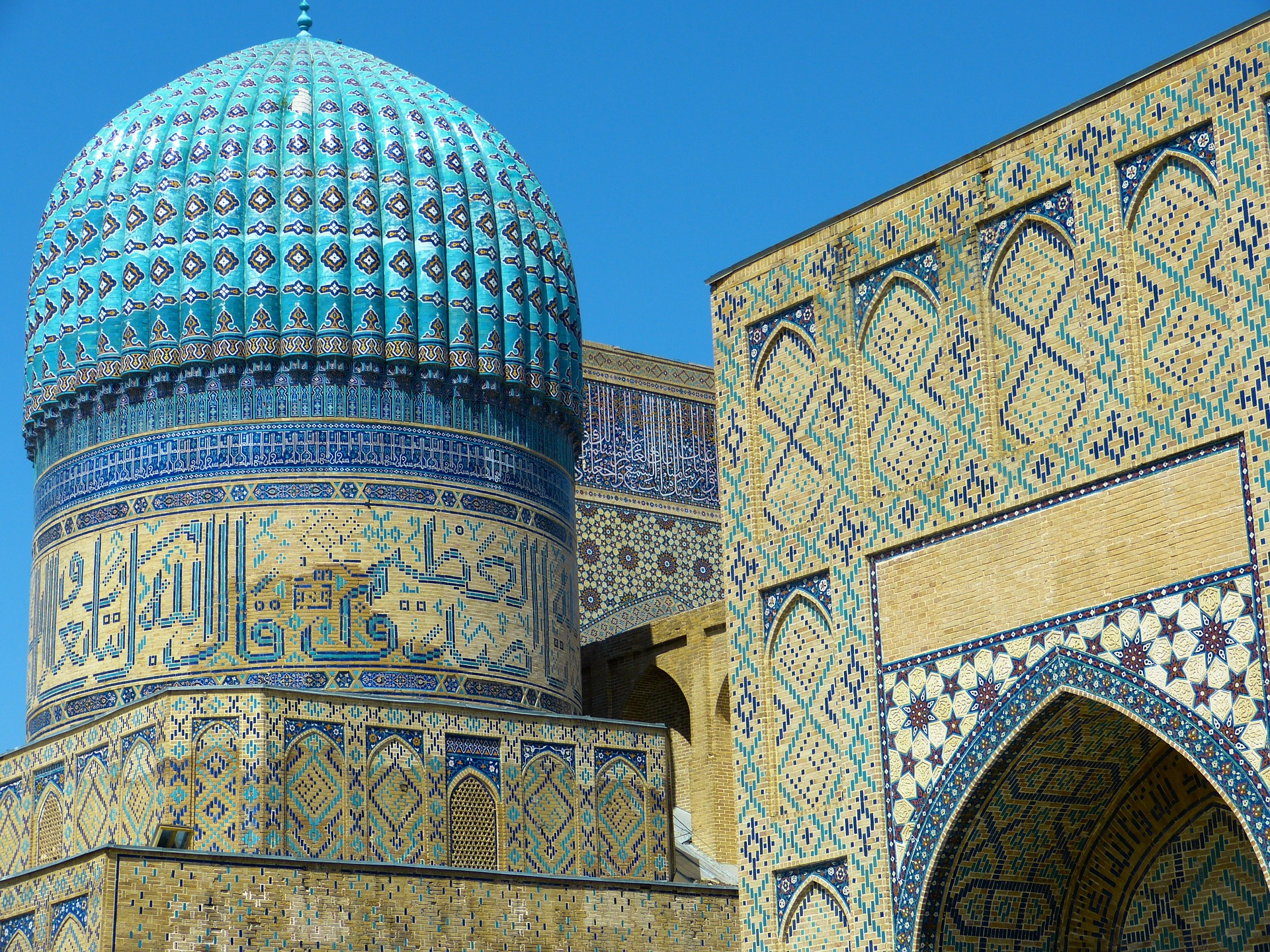 Bibi-Xanom Samarkand Uzbekistan | 2016 Travel Plans