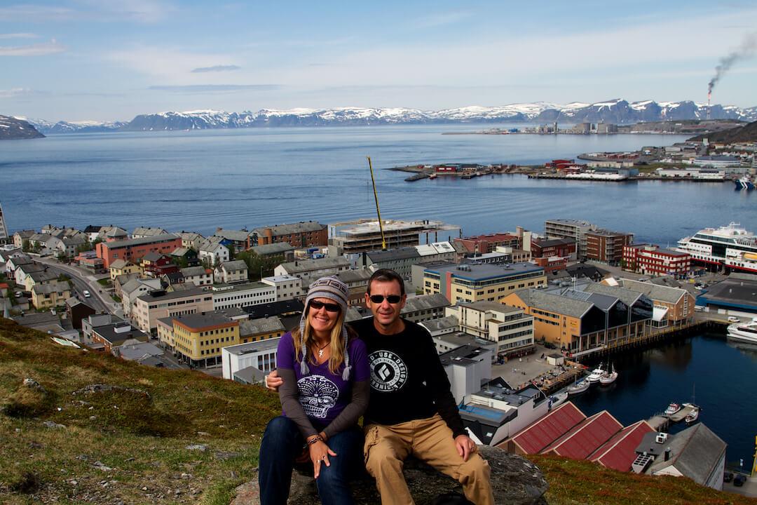 Hammerfest Finnmark Norway | Hurtigruten voyage from Kirkenes to Bergen