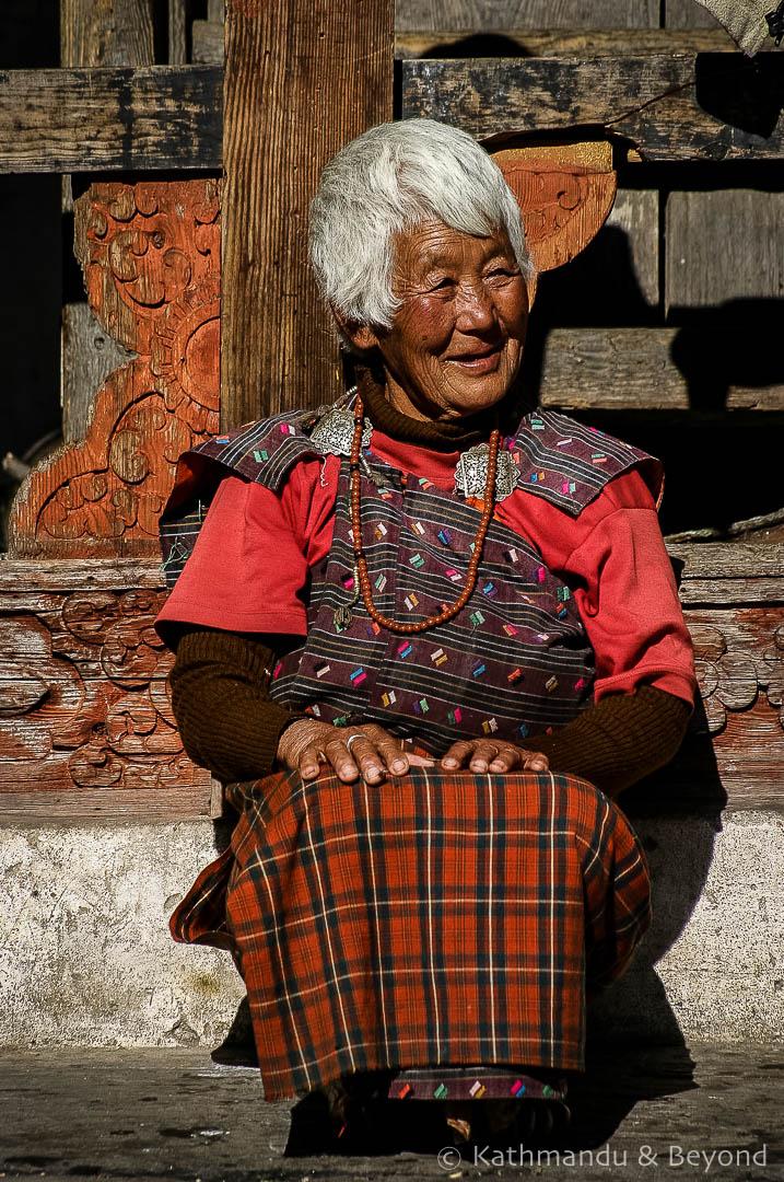 Kunga Rabten Phodrang (Winter Palace, nr Trongsar) 7