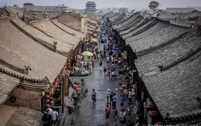 Travel Shot | The Ancient Walled Town of Pingyao | China