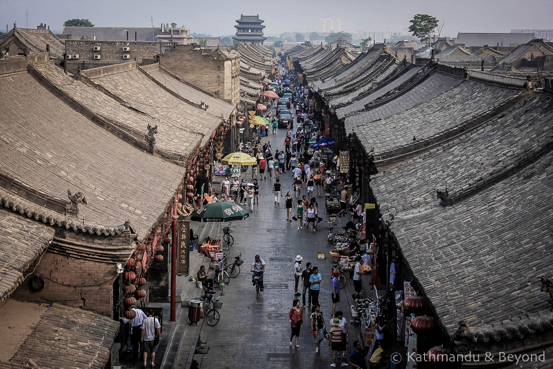 Pingyao Old Town China