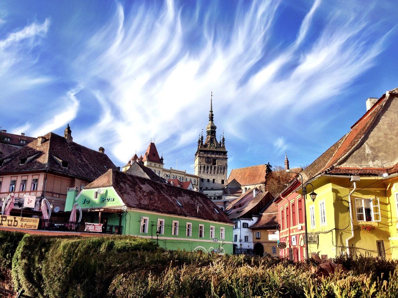 Sighisoara Romania | 2016 Travel Plans