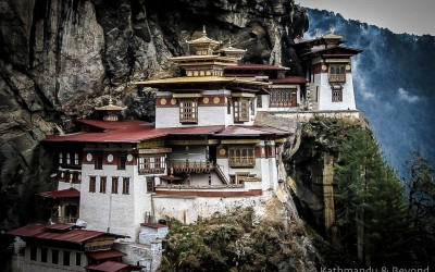 Travel Shot | Tiger's Nest Monastery | Bhutan