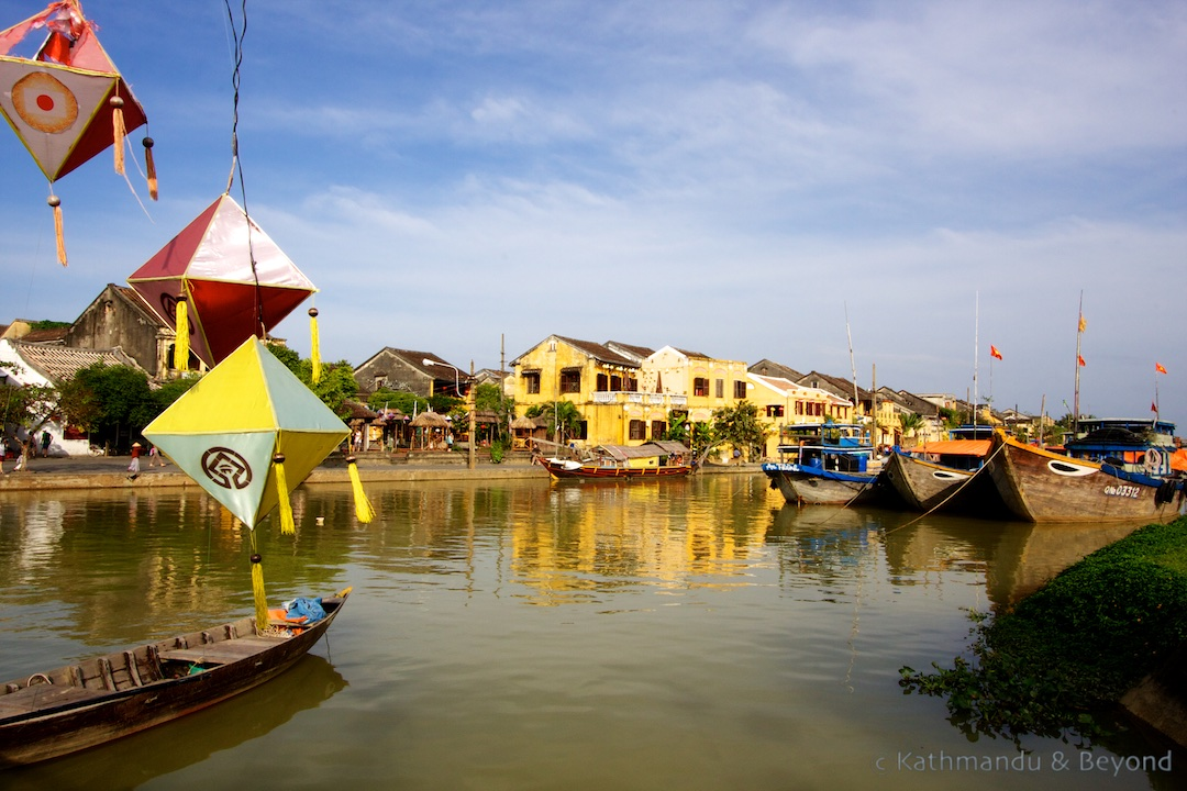 Thu Bon River Ancient Town Hoi An Vietnam (2) | Photographs of Vietnam