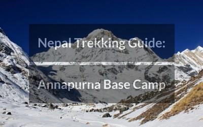 Trekking in Nepal: Annapurna Base Camp