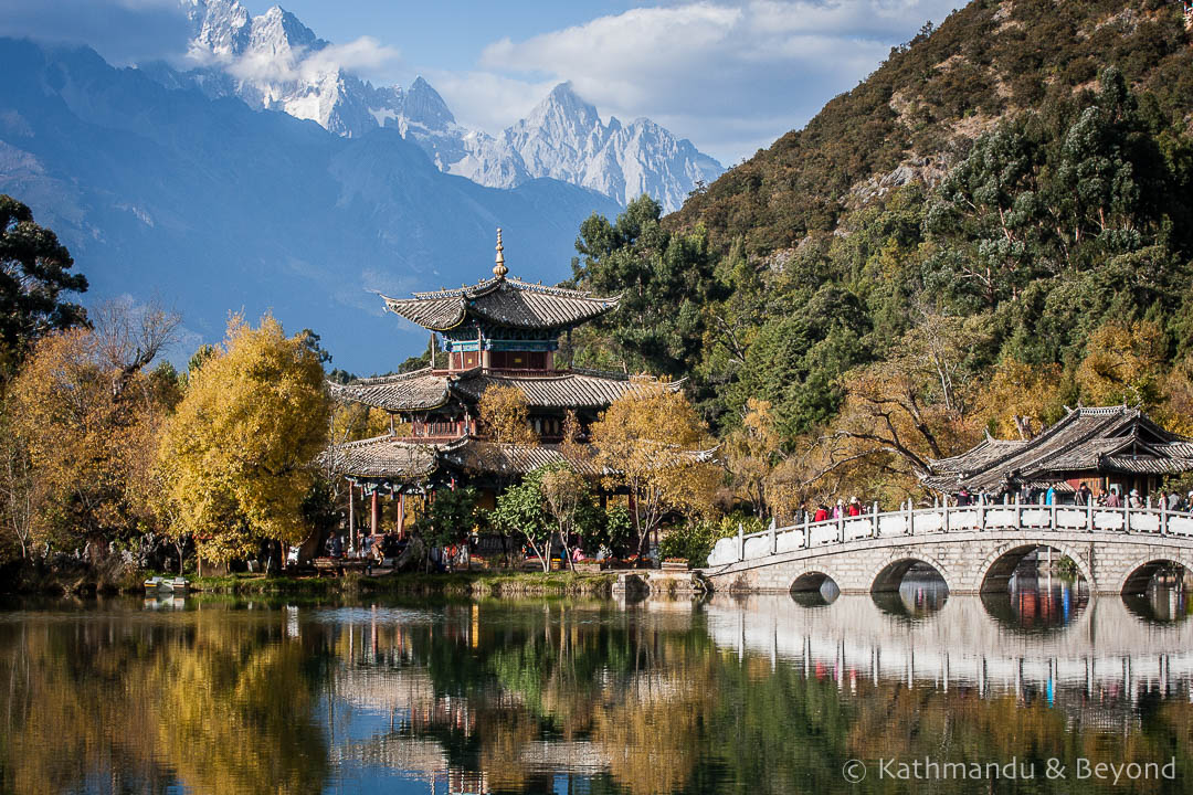 Black Dragon Pool Lijiang Yunnan 19