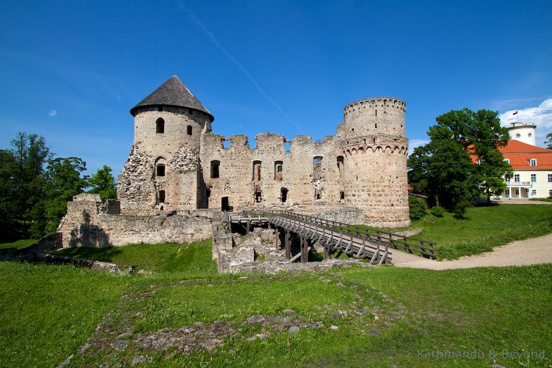 Cesis Castle Cesis Latvia