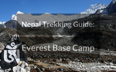 Trekking in Nepal: Everest Base Camp