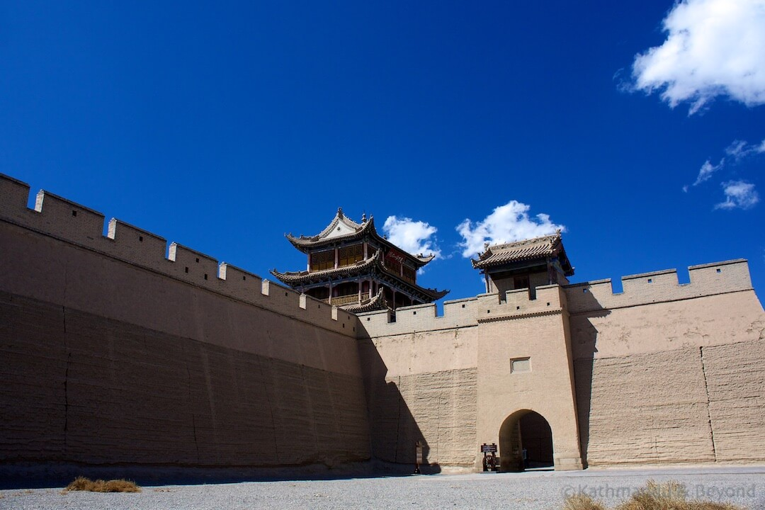 Jiayuguan Fort China 4r (1)