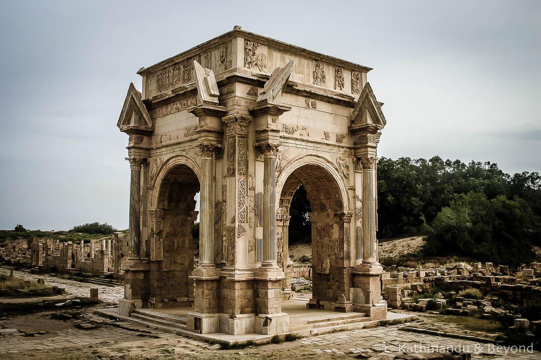 Leptis Magna 1