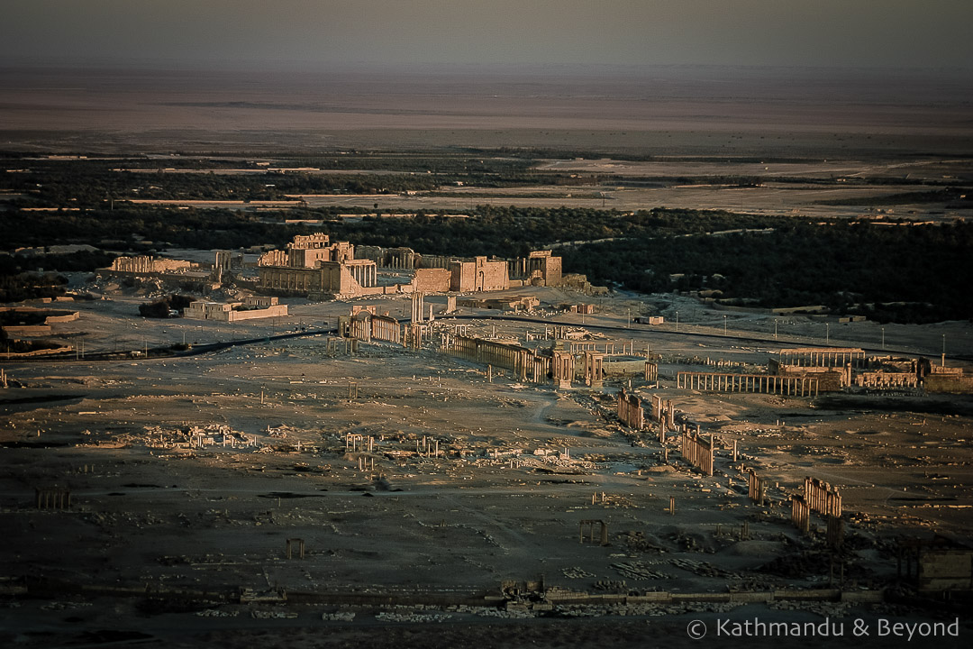 Ancient Palmyra in Syria